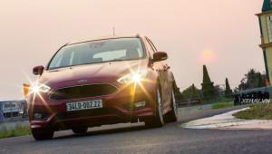 [ĐÁNH GIÁ XE] Trải nghiệm Ford Focus 1.5 EcoBoost tại trường đua Happy Land