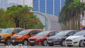 Ranger, EcoSport, Transit tiếp tục giúp Ford Việt Nam đạt kỷ lục doanh số tháng 5