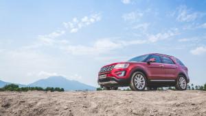 EcoSport, Ranger, Transit và Explorer giúp Ford Việt Nam tăng trưởng 6% trong tháng 11