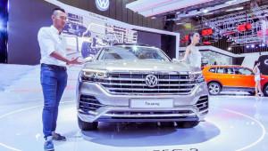 [VIDEO] VMS 2018 - Chi tiết Volkswagen Touareg 2018 - Chiếc SUV Châu Âu đáng mong đợi