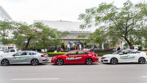 Động cơ VTEC TURBO trên Honda Civic thế hệ thứ 10 tiêu thụ chỉ 4,07 lít nhiên liệu/100 km