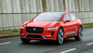 Crossover điện của Land Rover sẽ có sự khác biệt với Jaguar I-Pace mới