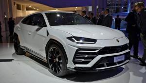 Siêu SUV Lamborghini Urus giá từ 4,5 tỷ đồng sẽ tới tay khách hàng vào mùa xuân 2018
