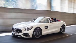 Mercedes-AMG GT Roadster sắp được ra mắt tại Việt Nam