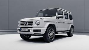 Mercedes-Benz tăng thêm sức hấp dẫn cho G-Class 2019 bằng gói tùy chọn AMG Line