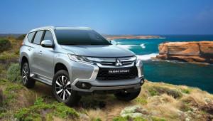 Mitsubishi tiếp tục giảm 50 triệu đồng cho SUV 7 chỗ Pajero Sport 2017