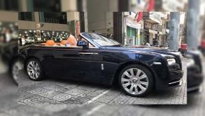 Sài Gòn: Rolls-Royce Dawn 25 tỷ đồng đang tìm chủ nhân