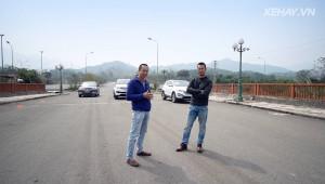 [VIDEO] So sánh xe CR-V vs Santa Fe vs Fortuner : Chọn xe nào?
