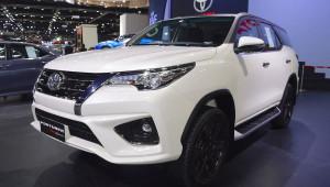 Ngắm Toyota Fortuner TRD Sportivo nổi bật tại Triển lãm Thái Lan