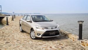 Không nhập khẩu được xe nhưng Toyota Việt Nam vẫn bán ra 2.865 xe trong tháng 2/2018