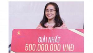 [VIDEO] Đã tìm ra người trúng 500 triệu cuộc thi