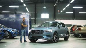 [ĐÁNH GIÁ XE] Bạn biết gì về xe sang Volvo XC60 2018 sắp về Việt Nam