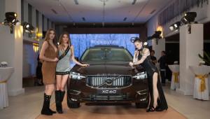 Volvo XC60 2018 chính thức ra mắt tại Hà Nội