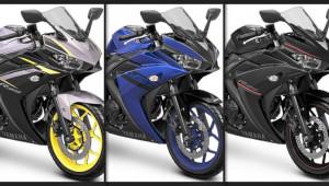 Yamaha YZF-R25 2018 bổ sung màu sắc mới, giá từ 94 triệu VNĐ