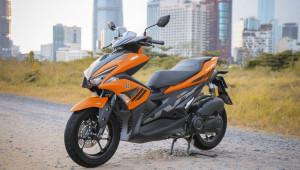 Ấn tượng hành trình trải nghiệm Yamaha NVX với động cơ Blue Core tiết kiệm