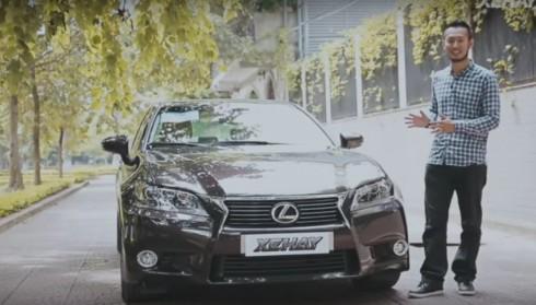 [VIDEO] Đánh giá xe Lexus GS 350 2015 giá 3,5 tỷ tại Việt Nam