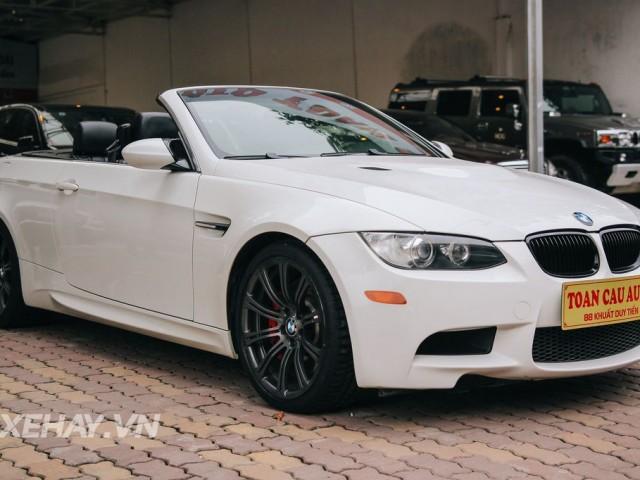 """Choáng ngợp vẻ đẹp """"xe đua đường phố"""" BMW M3 mui trần 3,8 tỷ tại Hà Nội"""
