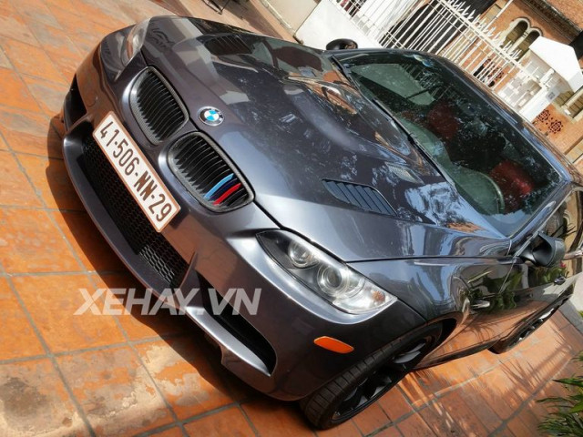 Cận cảnh BMW M3 - xe hiệu suất cao của