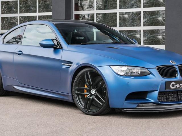 BMW M3 E9X tiệm cận siêu xe với 710 mã lực nhờ G-Power