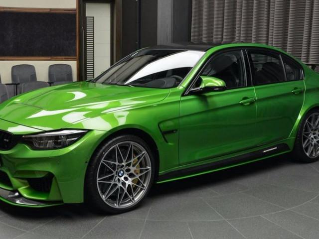 Đây có thể là một trong những chiếc BMW F80 M3 đắt nhất