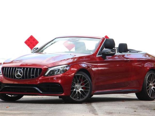 [ĐÁNH GIÁ XE] Mercedes-AMG C63 S Cabriolet 2020 - Đầy mạnh mẽ dưới vẻ ngoài bóng bẩy
