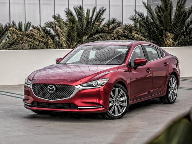 Mazda6 2020 chuẩn bị ra mắt tại Việt Nam, phả hơi nóng lên Toyota Carmy?