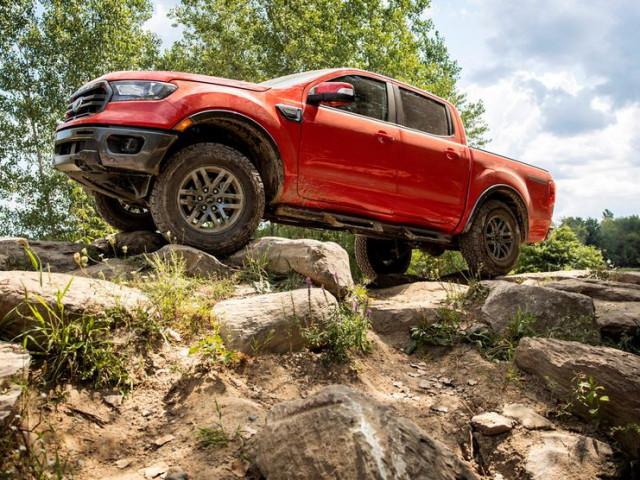 Ford Ranger thế hệ tiếp theo có lợi thế này nên rất tự tin trước đối thủ Volkswagen Amarok