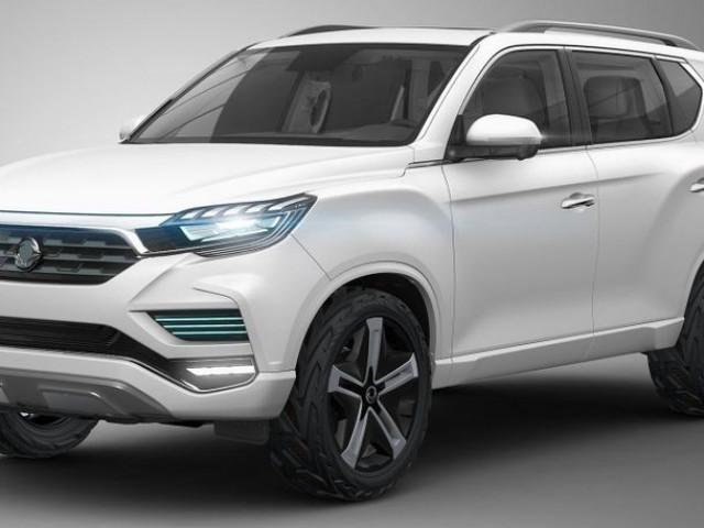 SsangYong sẽ là hãng xe tiên phong với công nghệ cửa sổ chạm